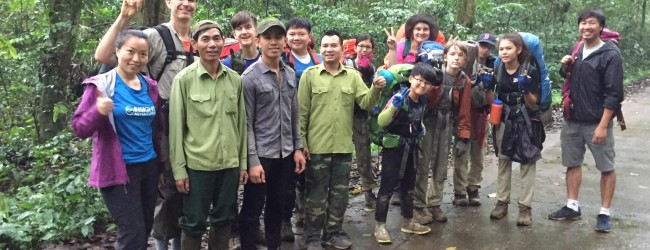 Sensational Cuc Phuong Trekking